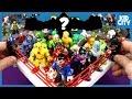 Justice League Toys & Imaginext Batman Toys Shake Rumble & Unboxing   KIDCITY
