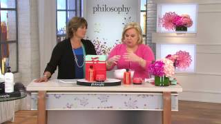 Philosophy Candied Citrus Peel Duo With Jill Bauer