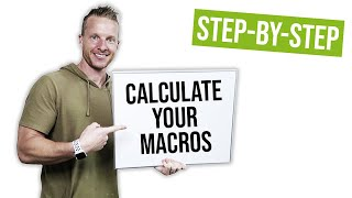 How Much Protein, Carbs, & Fats Do You Need In Your Diet? How To Calculate Your Macronutrients #LLTV