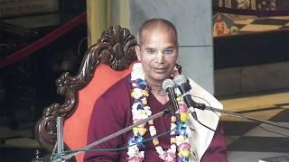Srimad Bhagavatam Class by Devakinandan Prabhu 15th Jan 2019 ISKCON Juhu