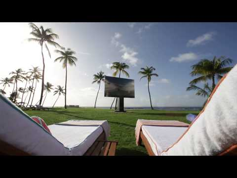 C SEED 201 - The World´s Largest Outdoor LED TV @ Caribbean
