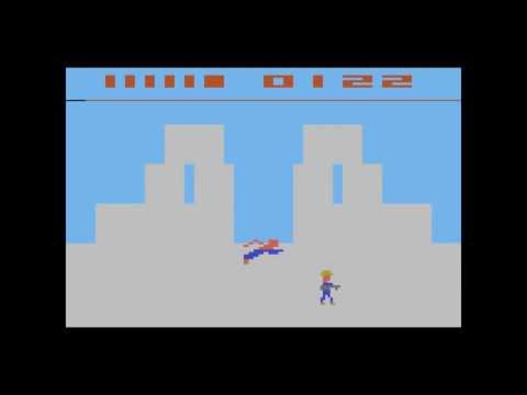 Superman Atari 2600 Video Game Review
