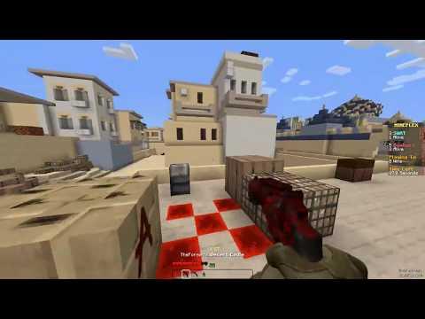 Mineplex TheForman Minestrike Clips -- Sorry For The Random Music