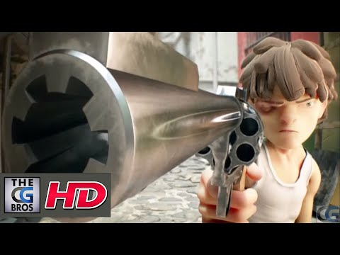"CGI 3D Animated Short: ""The Chase"" - by Tomas Vergara"