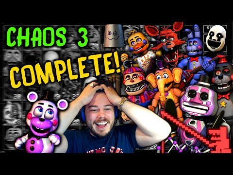 fnaf 6 ultimate custom night markiplier - GameVideos
