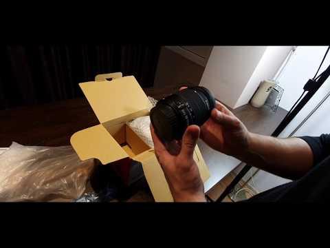 Unboxing Cel Mai Ieftin DSLR - Canon 4000D ~ Merita 1300 Lei La Prima Vedere ?
