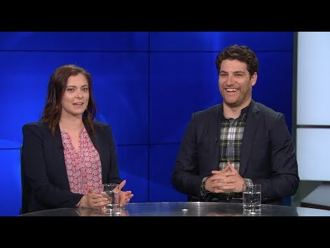 "Adam Pally & Rachel Bloom on ""Crazy Ex-Girlfriend,"" Couch Surfing, Success & ""Most Likely to Murder"""
