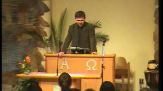 Lelki sebeink gyógyulása - istentisztelet, Kecskemét, 2012.03.18.