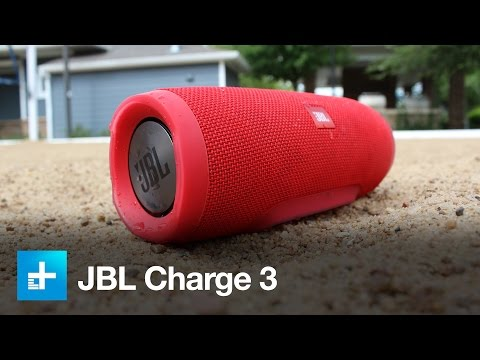 JBL Charge 3 Review Videos