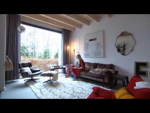 Binnenkijken Marieke Rusticus : Eigen huis en tuin binnenkijken bij marieke rusticus youtube