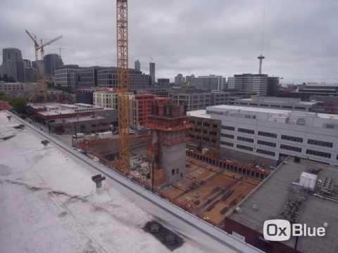 Urban Union, Seattle WA: Sellen Construction Time Lapse