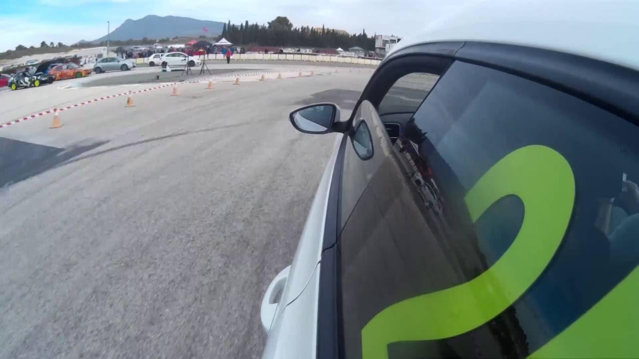 Circuito Jumilla : Vuelta rapida. circuito jumilla alicante scirocco 2.0 tdi