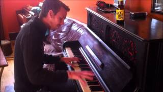 TISHOMINGO BLUES  |  Max Keenlyside, piano