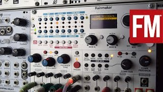 Modular Monthly: Getting creative with the Intellijel Rainmaker