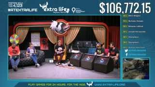 Rooster Teeth Extra Life 2015 Stream Hour 3
