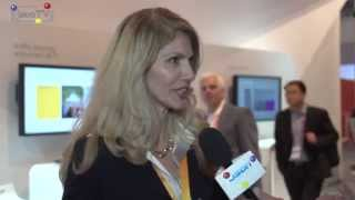 MWC - 2014 - Azita Arvani - Nokia Solutions & Networks (NSN HQ) - Spain