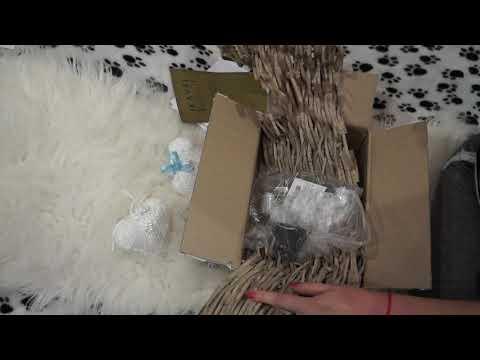 Распаковка посылки от THE BODY SHOP