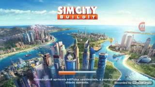 Games Desconhecidos - Simcity Buildit- iniciando nossa cidade