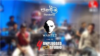 Pandama Live Cover by Wanted at Y Unplugged Live Studio