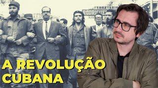 O QUE ACONTECEU NA REVOLUÇÃO CUBANA?    VOGALIZANDO A HISTÓRIA