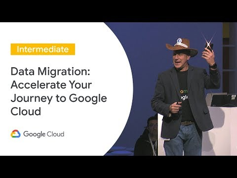 Data Migration: Accelerate Your Journey To Google Cloud (Cloud Next '19 UK)
