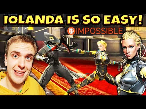 Shadow Fight 3. I Finally Defeat Queen Iolanda on SUPER IMPOSSIBLE  (9630 power) | Chapter 6 Part 6