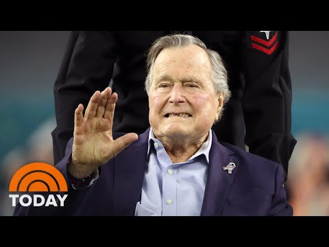 George H.W. Bush Dies: Remembering The Legacy Of The Former President   TODAY