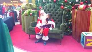 Soldier Homecoming (Santa brings daddy home)