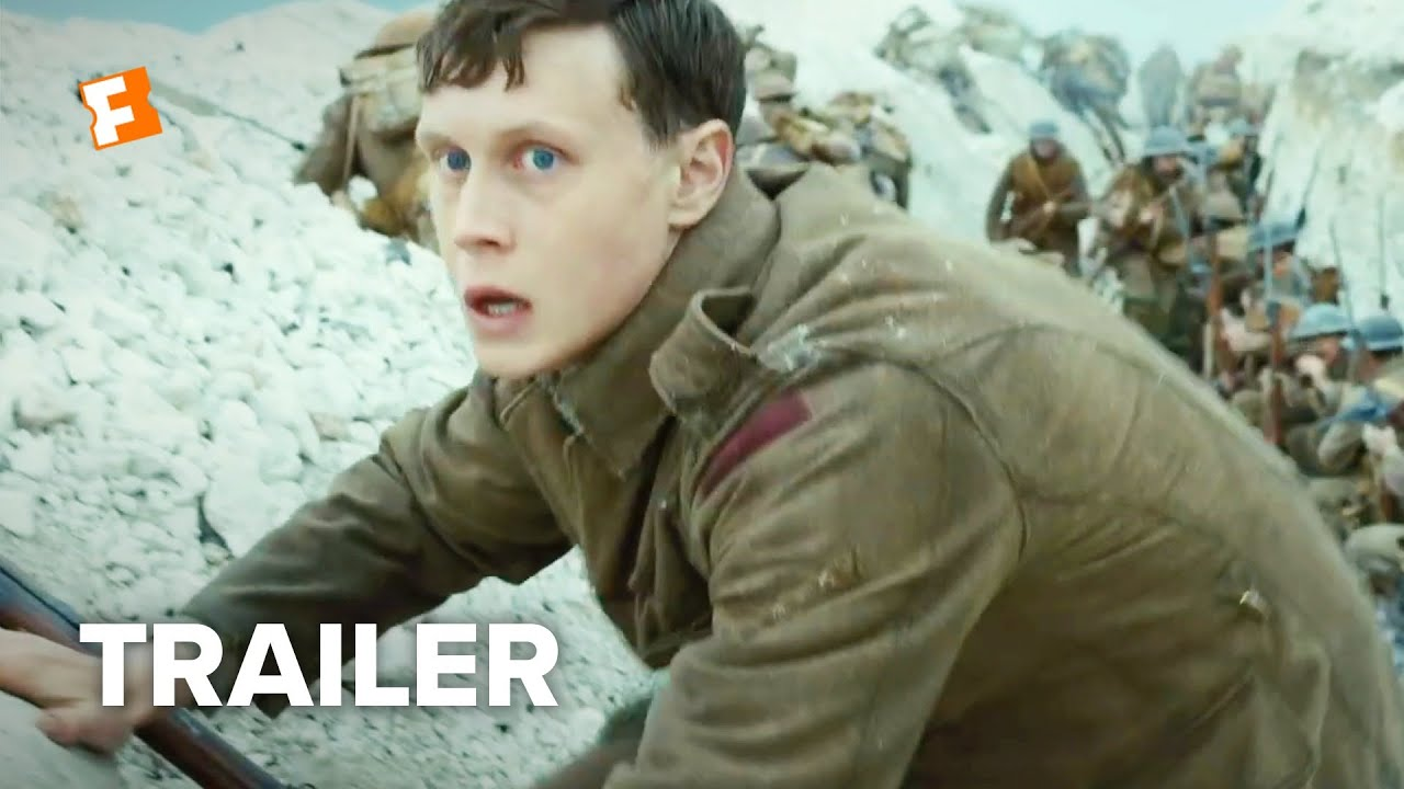 1917 Trailer #2 (2019) | Movieclips Trailers
