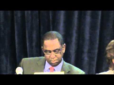 Vernon Parker B Roll, Arizona Hispanic Chamber of Commerce Debate, Tempe, 8/1/2012