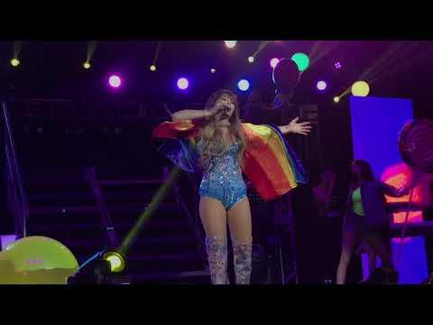Mundo De Caramelo- Danna Paola Mala Fama Tour 2019 Teatro Metropolitan