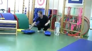 Вестибулярные тренажеры - балансировочные платформы