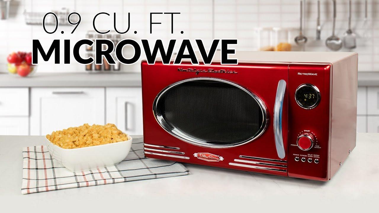 rmo4rr retro 0 9 cu ft microwave