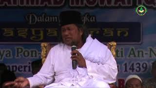 Gus Muwafiq - Jangan Paksakan Indonesia Seperti Arab. Karena Indonesia....