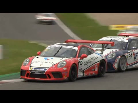 Porsche Carrera Cup GB 2019 – Rounds 3 & 4 – Donington Park