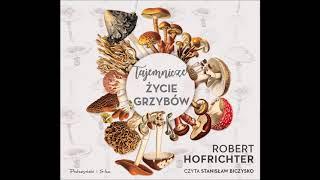 """Robert Hofrichter """"Tajemnicze życie grzybów"""" audiobook"""