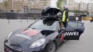 Huawei Mate 10 Pro se convierte en el primer teléfono en manejar un automóvil+