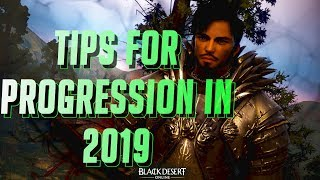 BDO - Tips for Progression in 2019