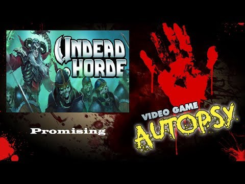 Undead Horde Preview (The Video Game Autopsy) |
