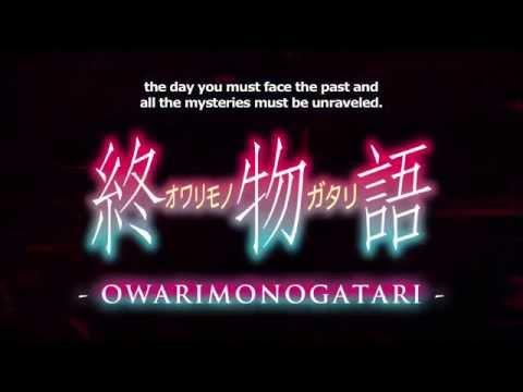 OWARIMONOGATARI Trailer