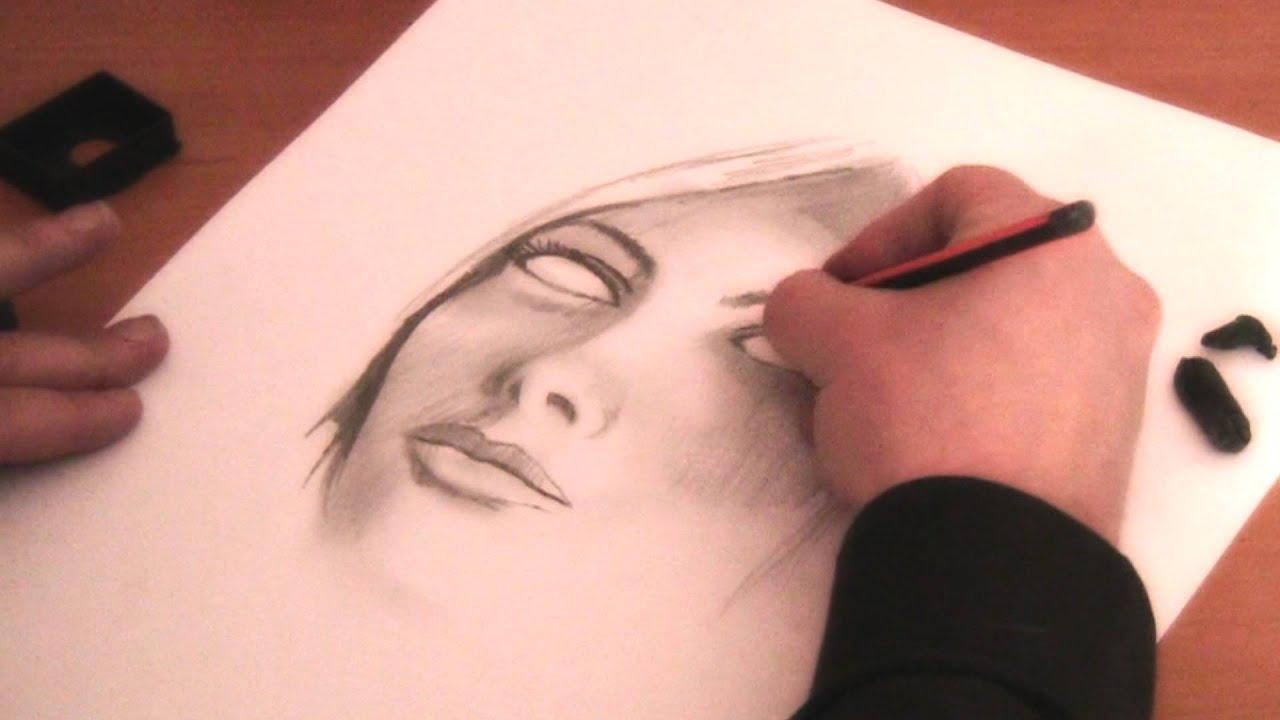 Kresba Tuzkou Petr Mitro Youtube