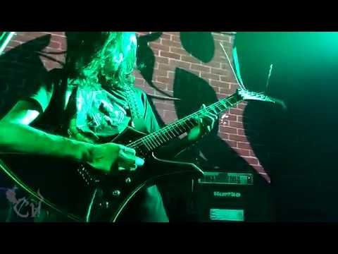 THRASH: Tornado of Souls (Megadeth Cover) Live at EMF '17