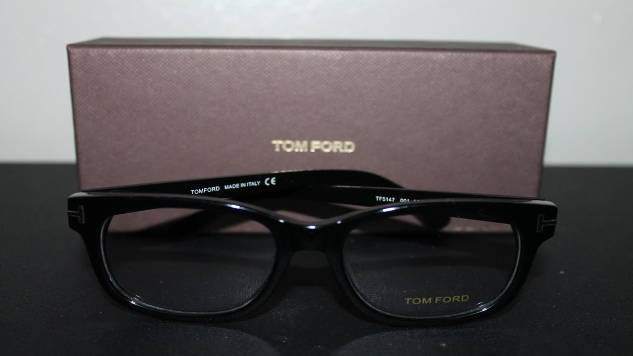 478f664ea88d Tom Ford 5147 Review (Sizes 51-17-145 - YouTube