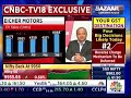 Vinod Aggarwal, MD & CEO, VECV, speaks to CNBC TV 18 on Eicher's rise in CV sales in India