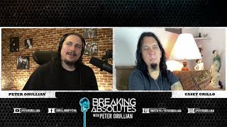 Breaking Absolutes Ep. 8 - Casey Grillo (Kamelot, Queensryche)