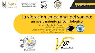 La vibración emocional del sonido: Un acercamiento psicofisiológico