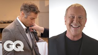 Michael Kors Shows How to Pull off a Suit at Work – Project Upgrade | Style | GQ