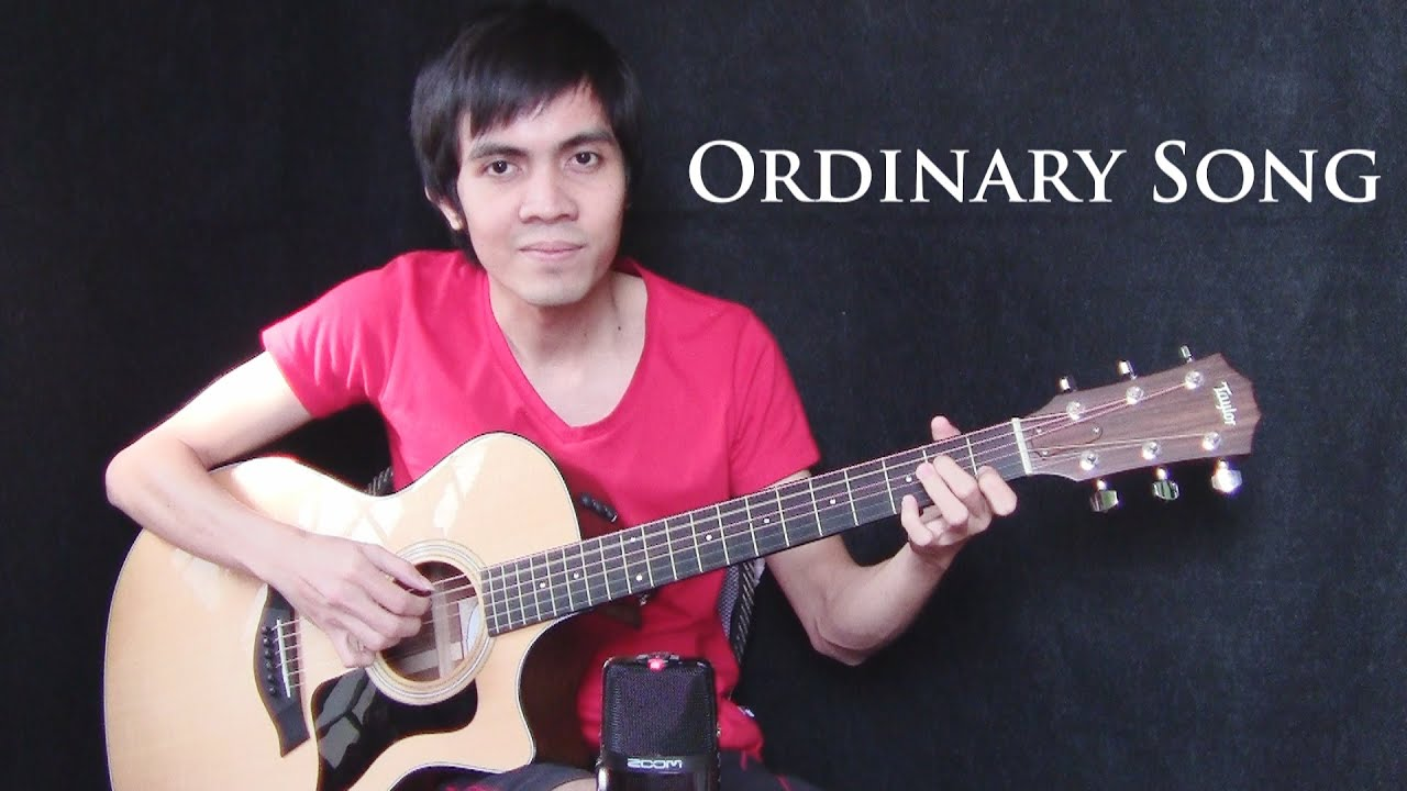 Ordinary Song Lyrics