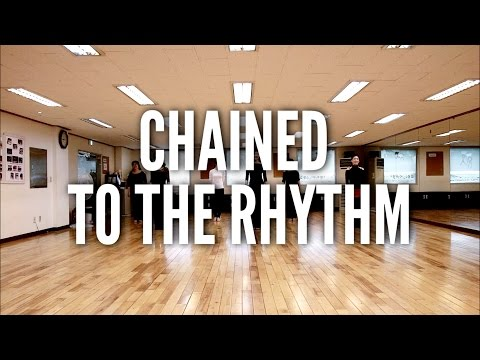 Chained To The Rhythm - Line Dance
