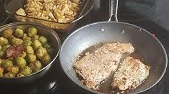 Friday night Fish Fry dinner!